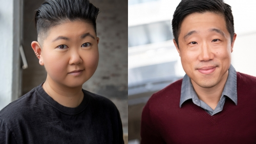 Chen/Lee headshots