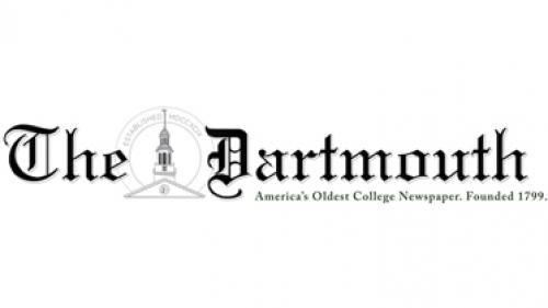 The Dartmouth newspaper logo