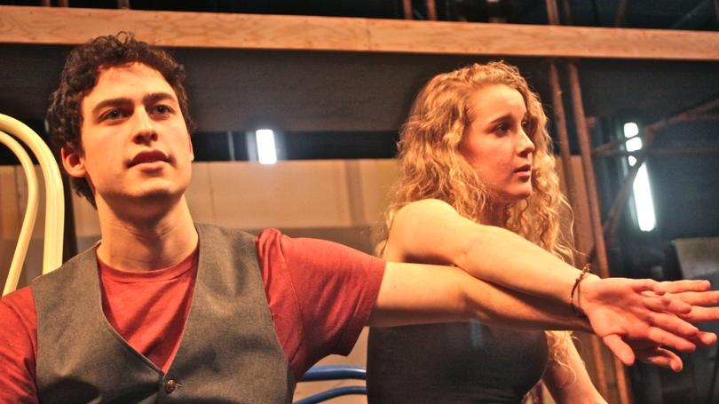 Haley Reicher and  Max Gottschall