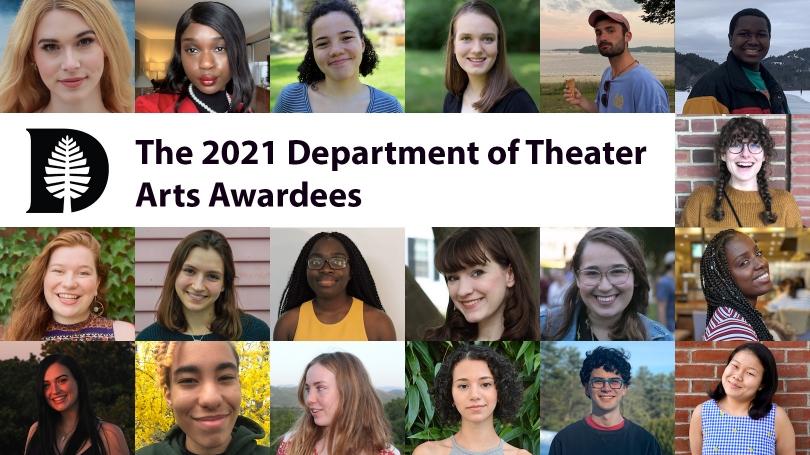 2021 Arts Awardees