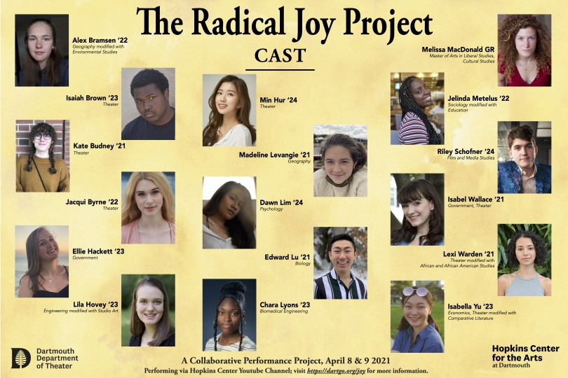 Radical Joy Cast