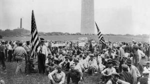 Bonus Marchers, 1932